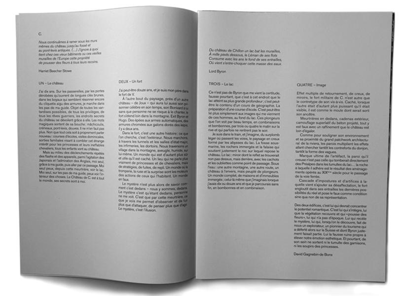 Fort publication